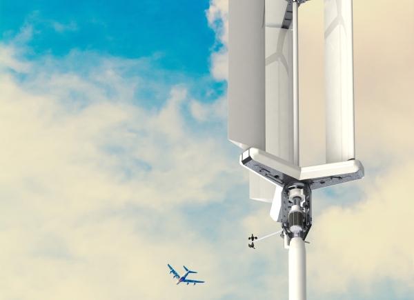 Advtech éolienne CityWind 3kW