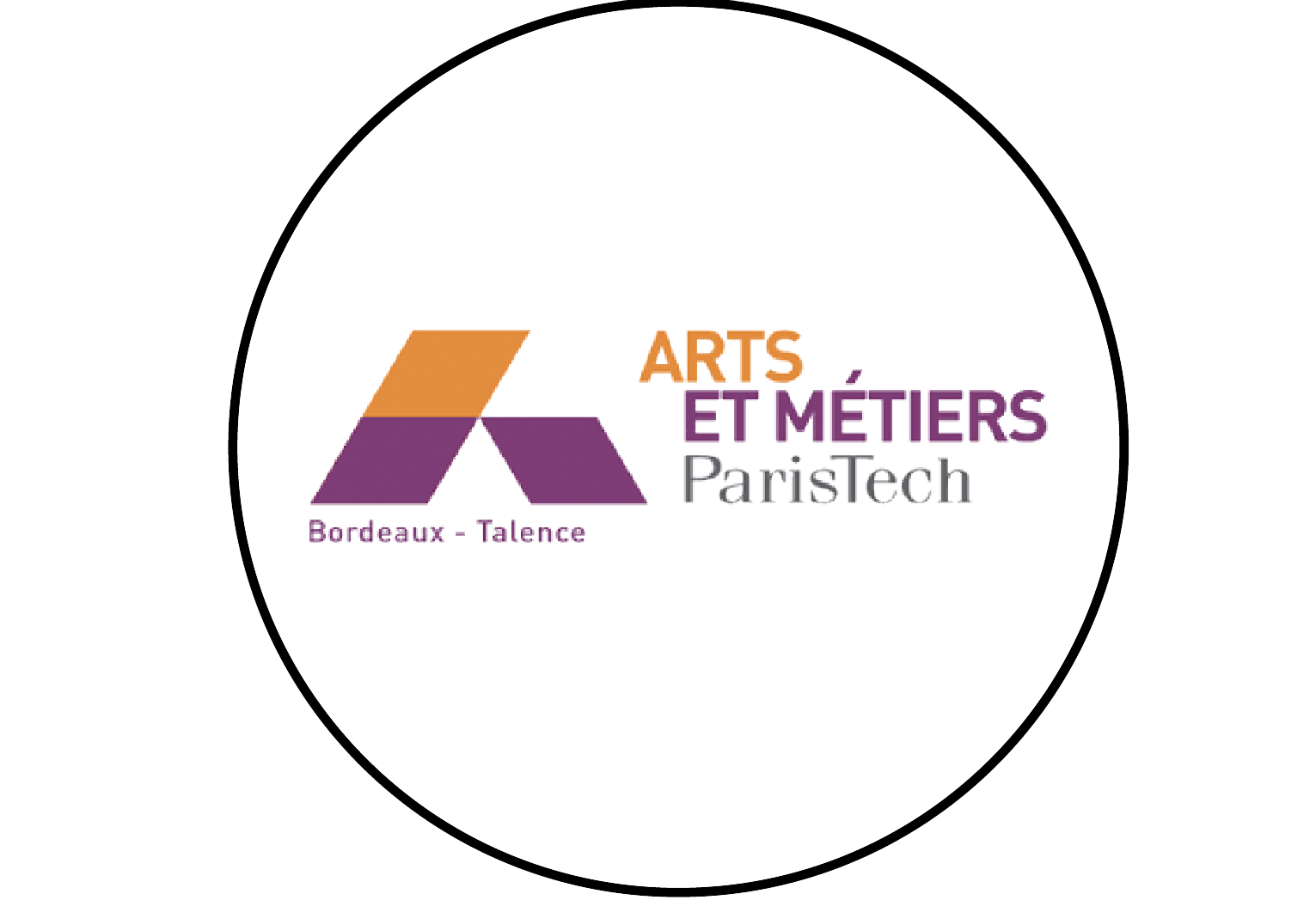 logo Arts et Métier Bordeaux-Talence